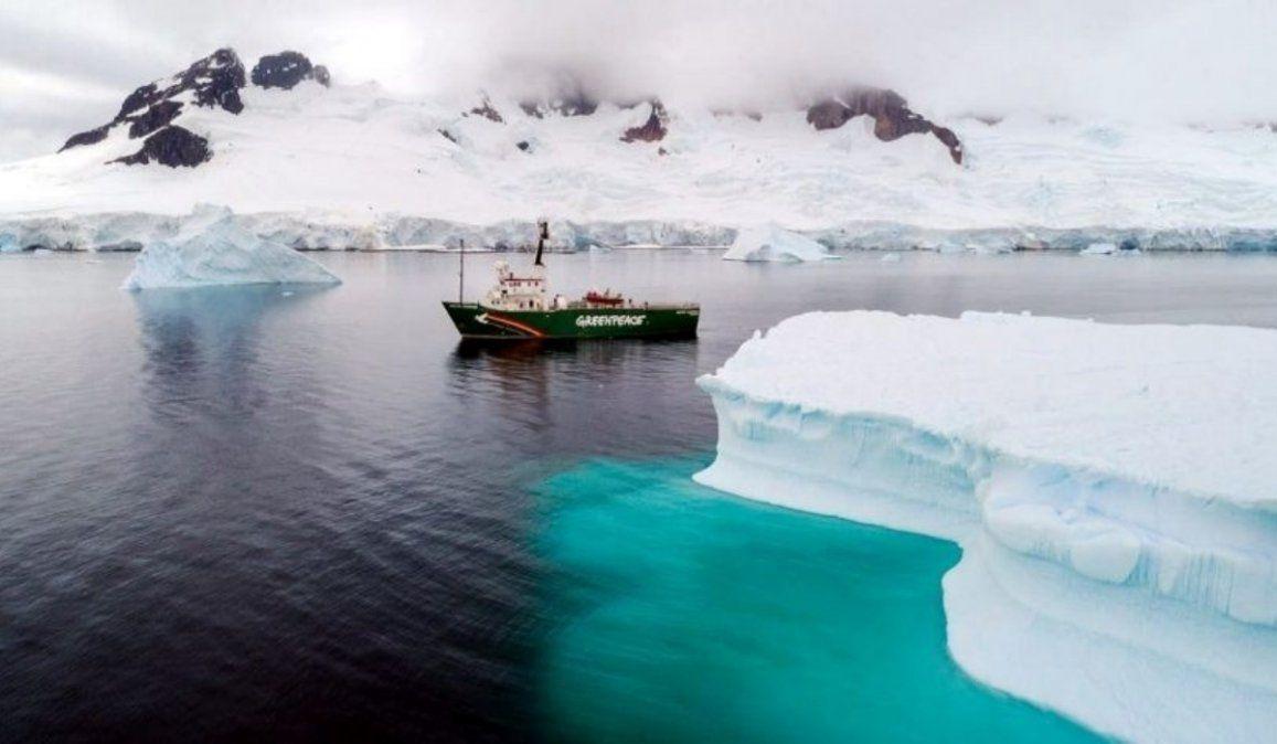Hay un quinto océano en la Tierra y parte de sus aguas son argentinas