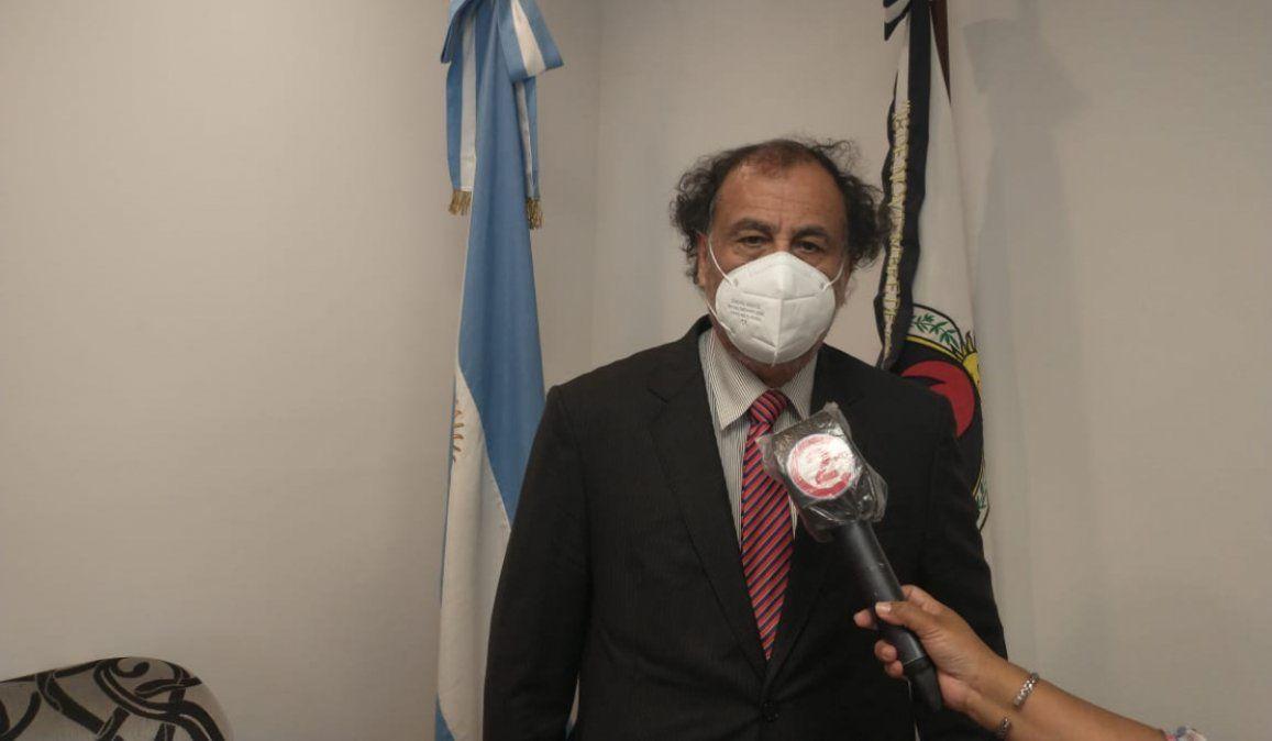 Ministro Alvarez García: Hay mucha gente que trabaja y pudo cobrar el IFE
