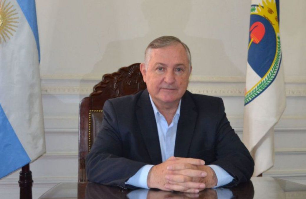 Agustín Perassi queda a cargo del Ministerio de Trabajo