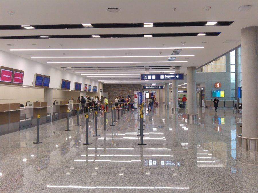 Foto: Nuevo Aeropuerto de Jujuy