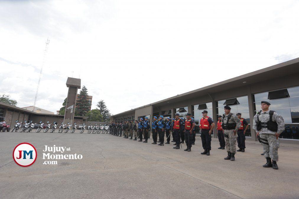 Inscripciones abiertas para ingresar a la Policía y al Servicio Penitenciario