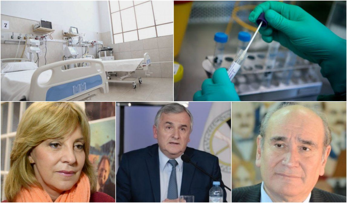 Negocios en pandemia: Denunciaron penalmente a Morales, Rivarola y Fellner