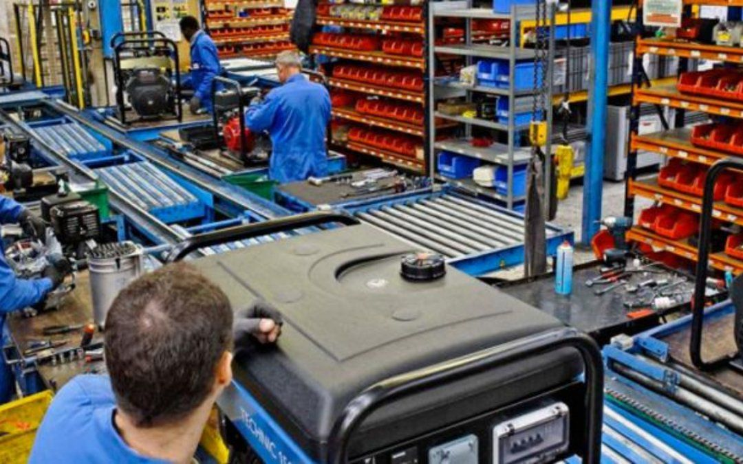 La economía cayó un 26% en abril