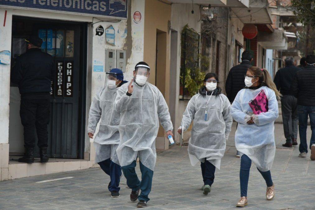 Con más de 300 contagios, Jujuy registró la peor cifra del año