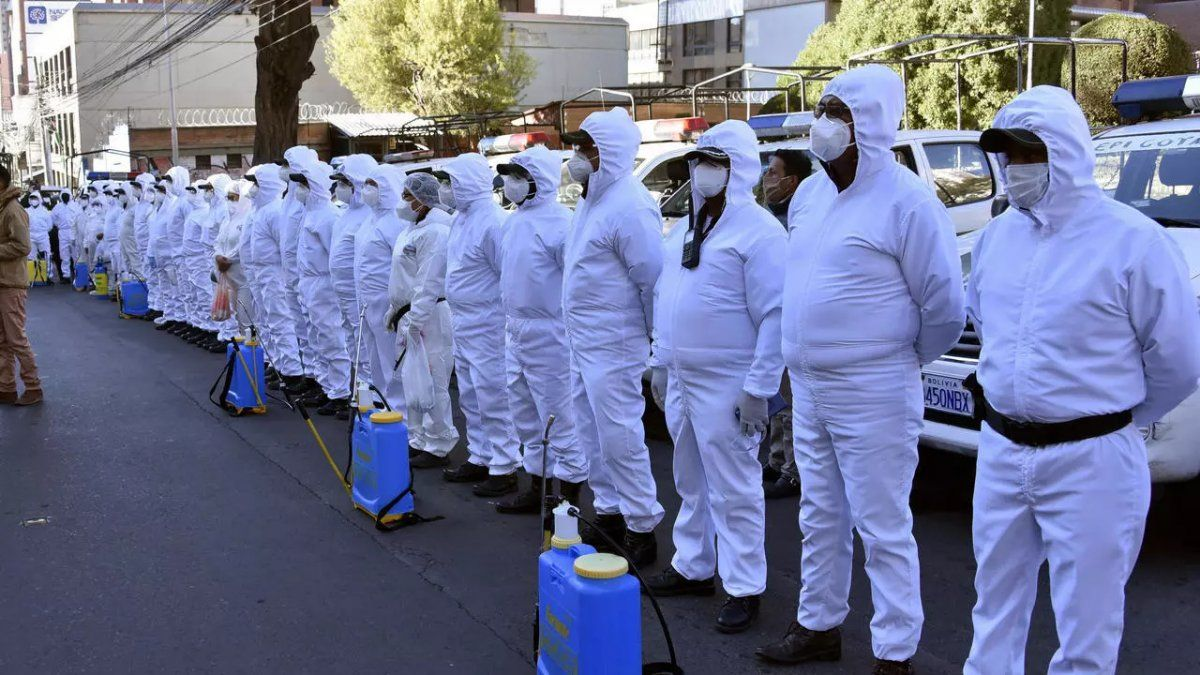 Bolivia decretó estado de calamidad pública