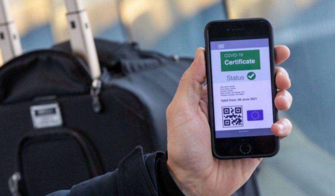 El Parlamento europeo aprobó el Certificado Covid para reactivar el turismo