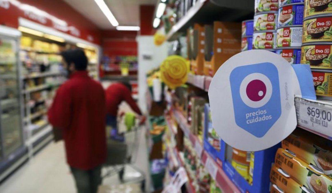Desde este martes, Precios Cuidados con un aumento del 5 % y 660 productos