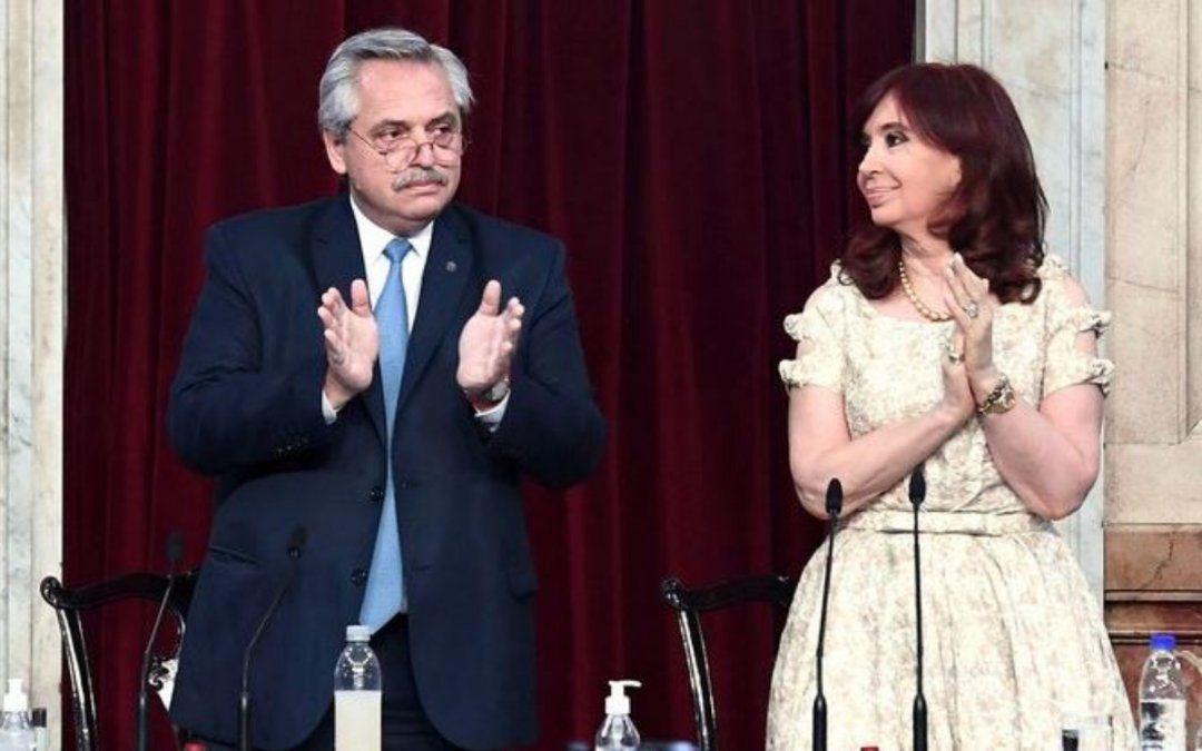Alberto Fernández habló de las vacunas vip, anunció que denunciará a Macri y arremetió contra la Justicia