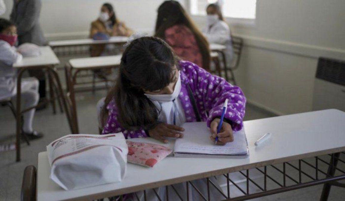 Las clases presenciales en Jujuy volverán el 9 de noviembre