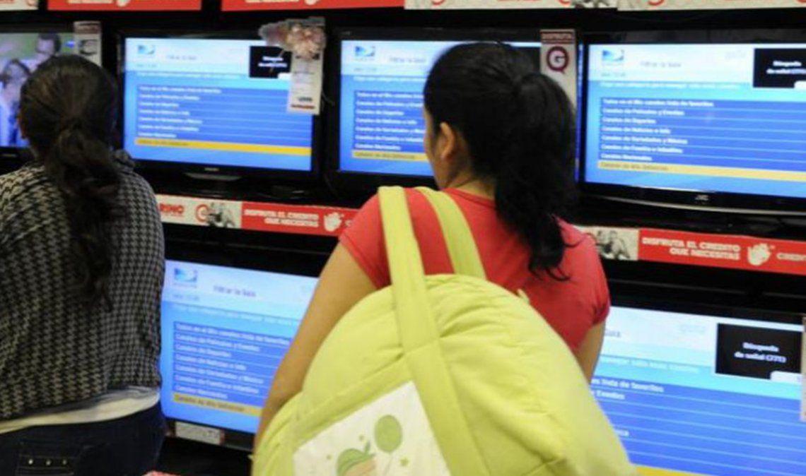 Extendieron la promo para comprar TVs y equipos de audio en 24 cuotas sin interés