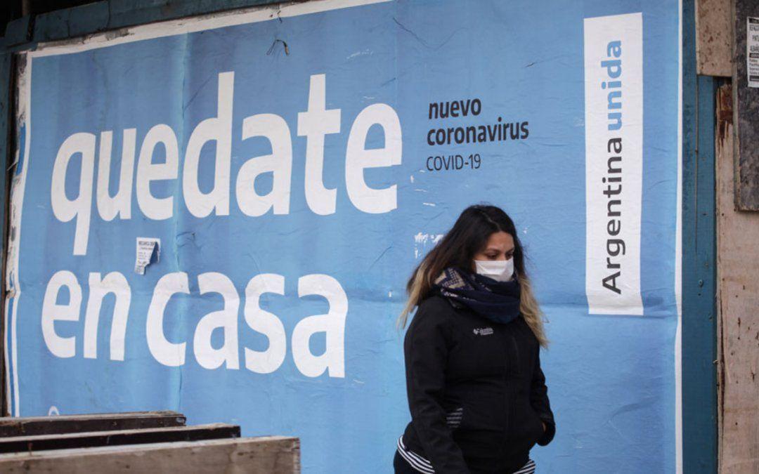 Coronavirus en Argentina: confirmaron 1.733 contagios en las últimas 24 horas