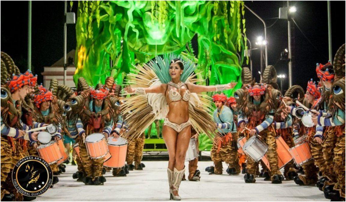 Se suspende el Carnaval de Gualeguaychú 2021
