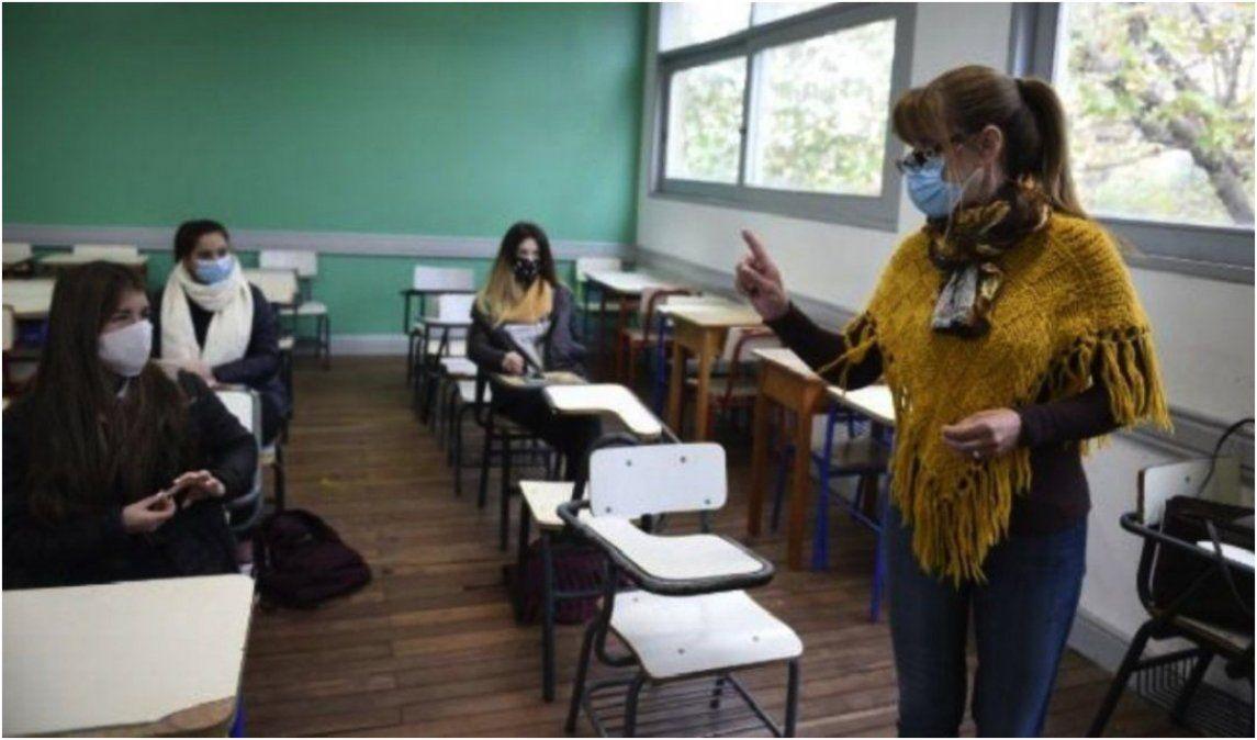 En Santiago del Estero, los docentes volvieron a las escuelas