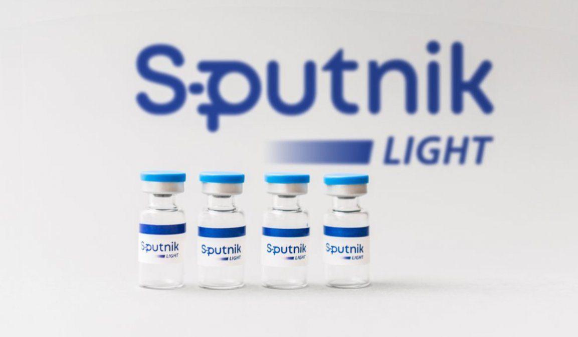 La Sputnik Light tiene una efectividad del 70% contra la variante Delta