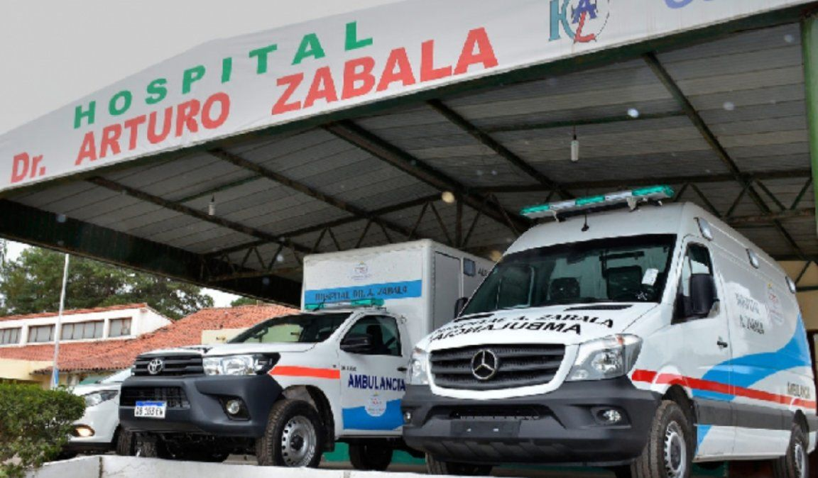 Periqueños cansados de las promesas del gobierno para el Hospital Zabala