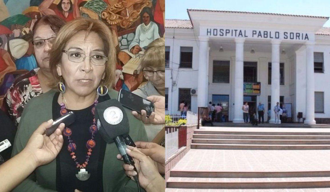 Contagios en Salud: El malestar es por la irresponsabilidad de muchos directivos en la provincia