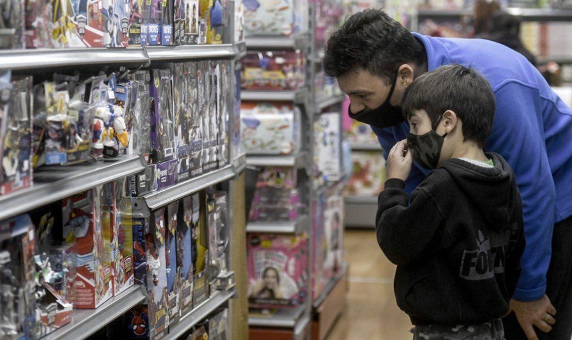 Las ventas minoristas tuvieron una caída del 7%