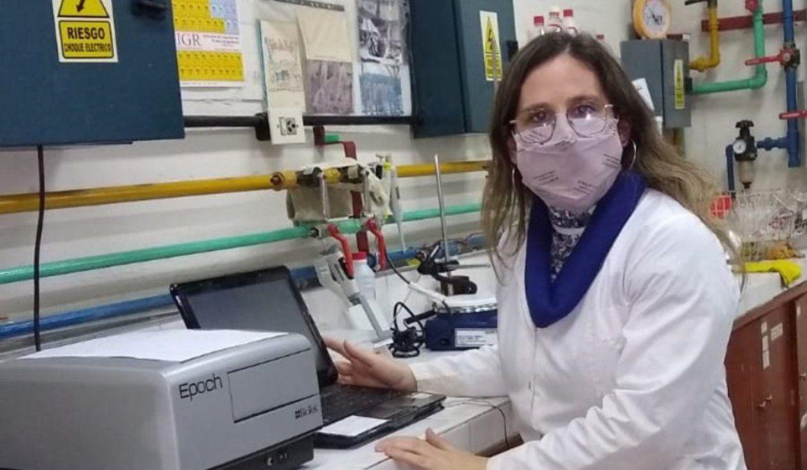 Jujeñas trabajan en la fitorremediación de ambientales contaminados con plomo