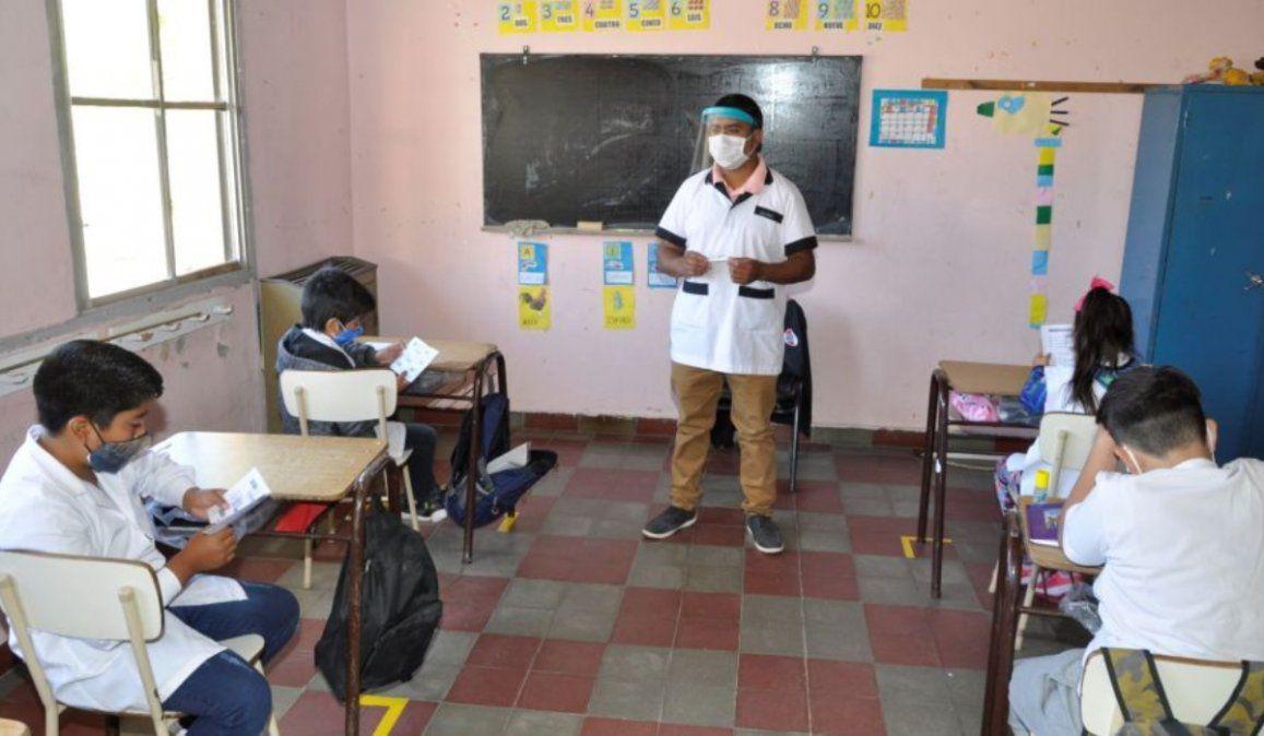 Contagios en escuelas: Jujuy, una de las provincias más complicadas