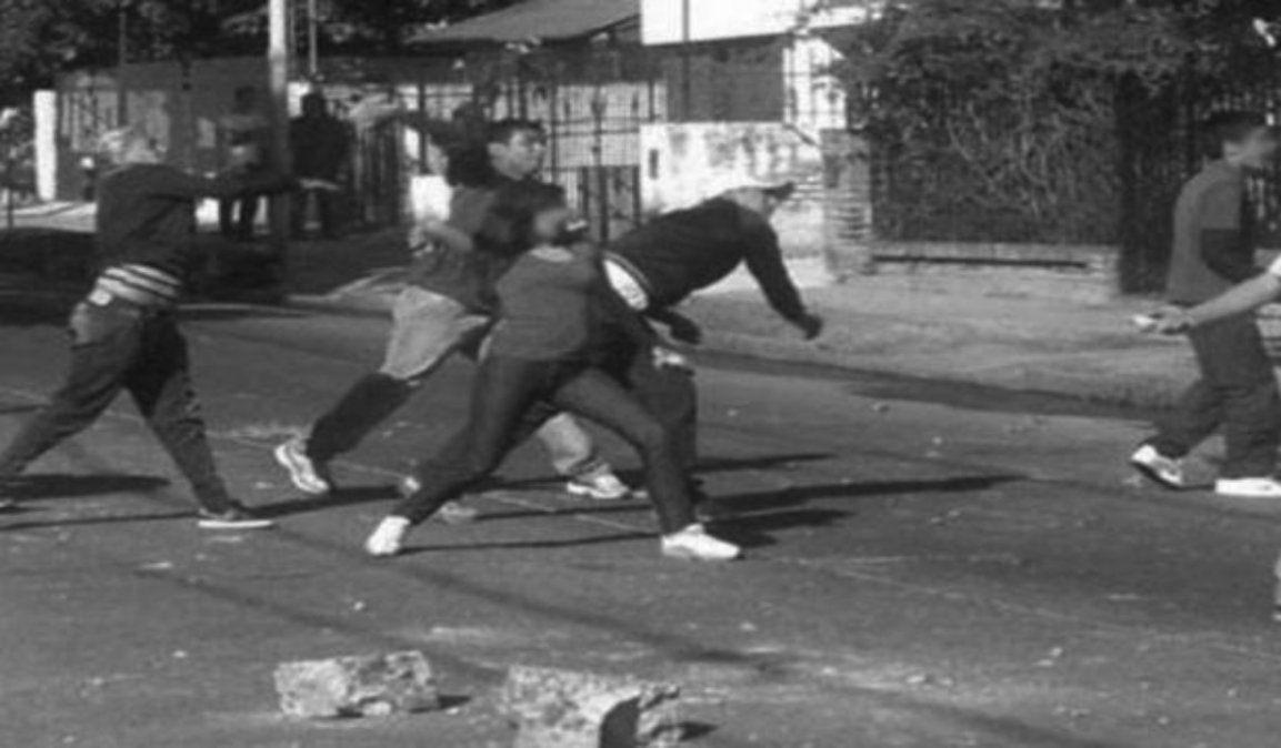Nueve detenidos tras una pelea de patotas en Alto Comedero