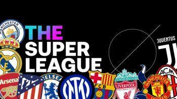 La Superliga Europea da marcha atrás y promete remodelar el proyecto