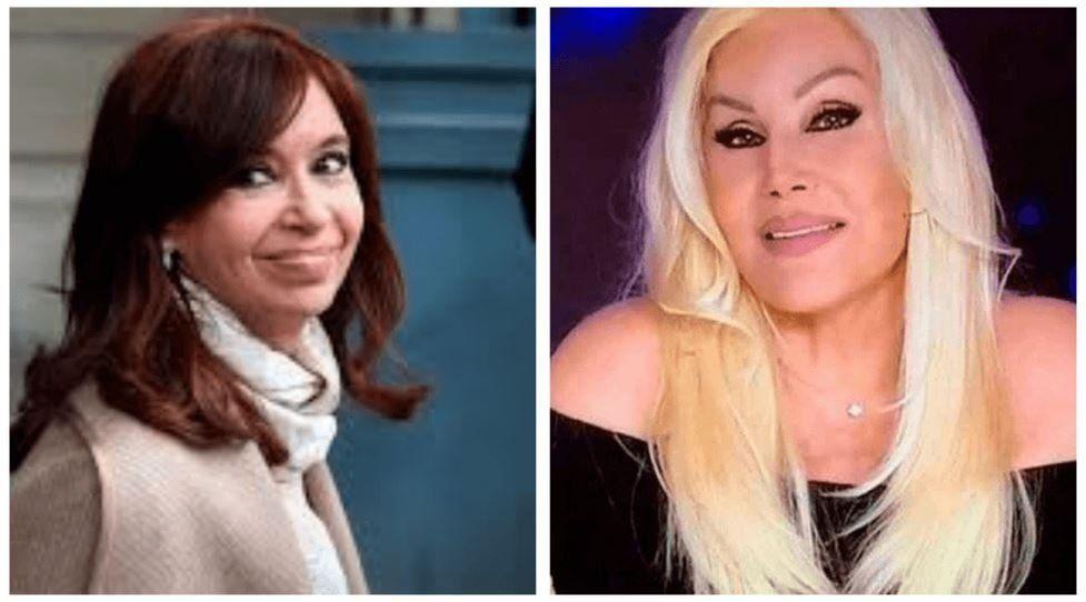Susana Giménez comenzó a seguir en twitter a Cristina Kirchner