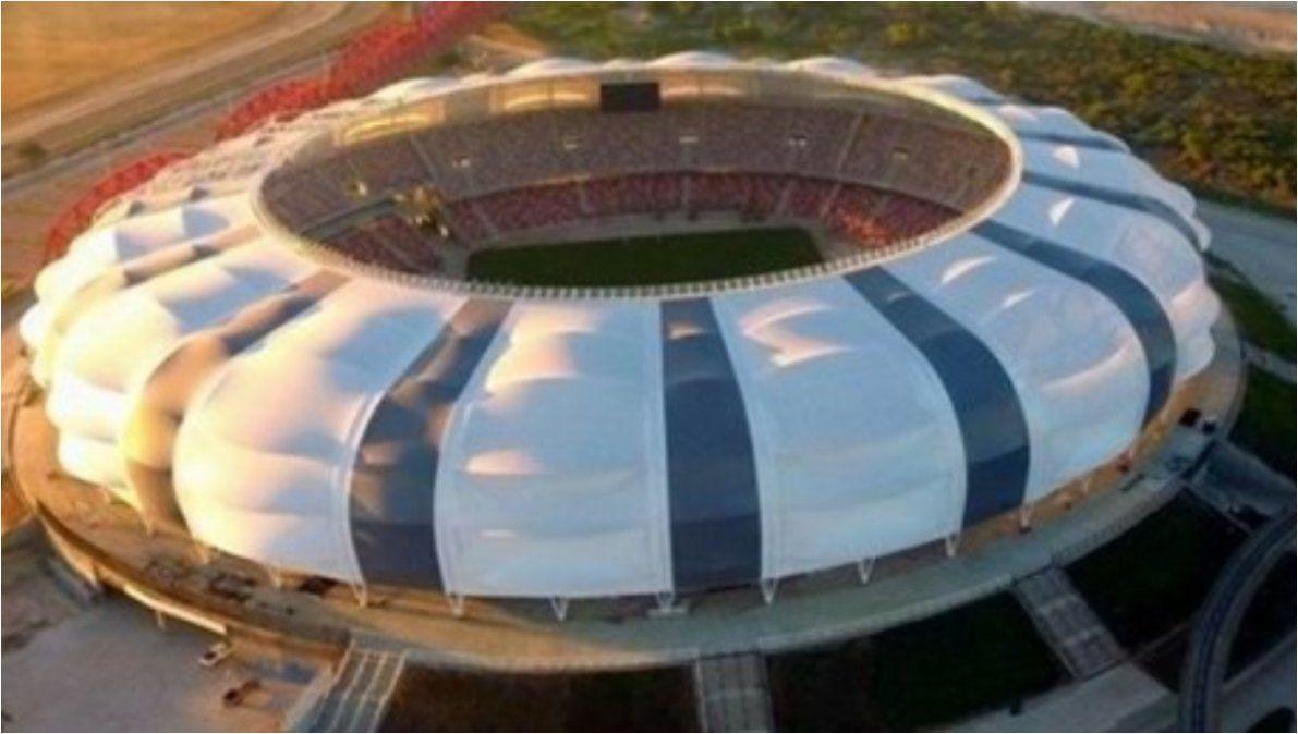 En marzo, la Selección Argentina será local en Santiago del Estero