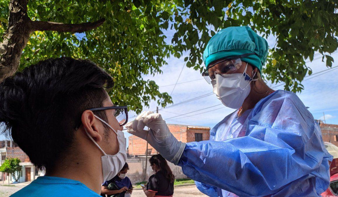 Notificaron 7 fallecidos y 193 casos de COVID-19 en Jujuy
