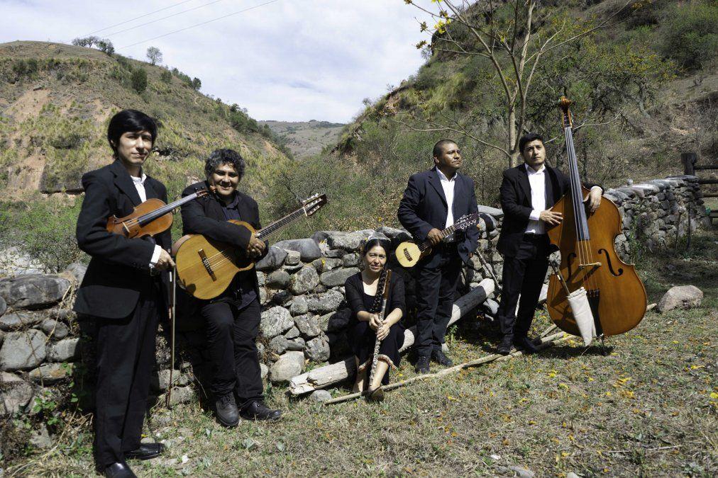 El Quinteto Palacios-Quiroga vuelve a los escenarios con El Corazón Encendido