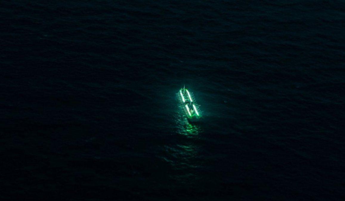 Depredación en el Mar Argentino: Cada barco extranjero pesca hasta 500 toneladas