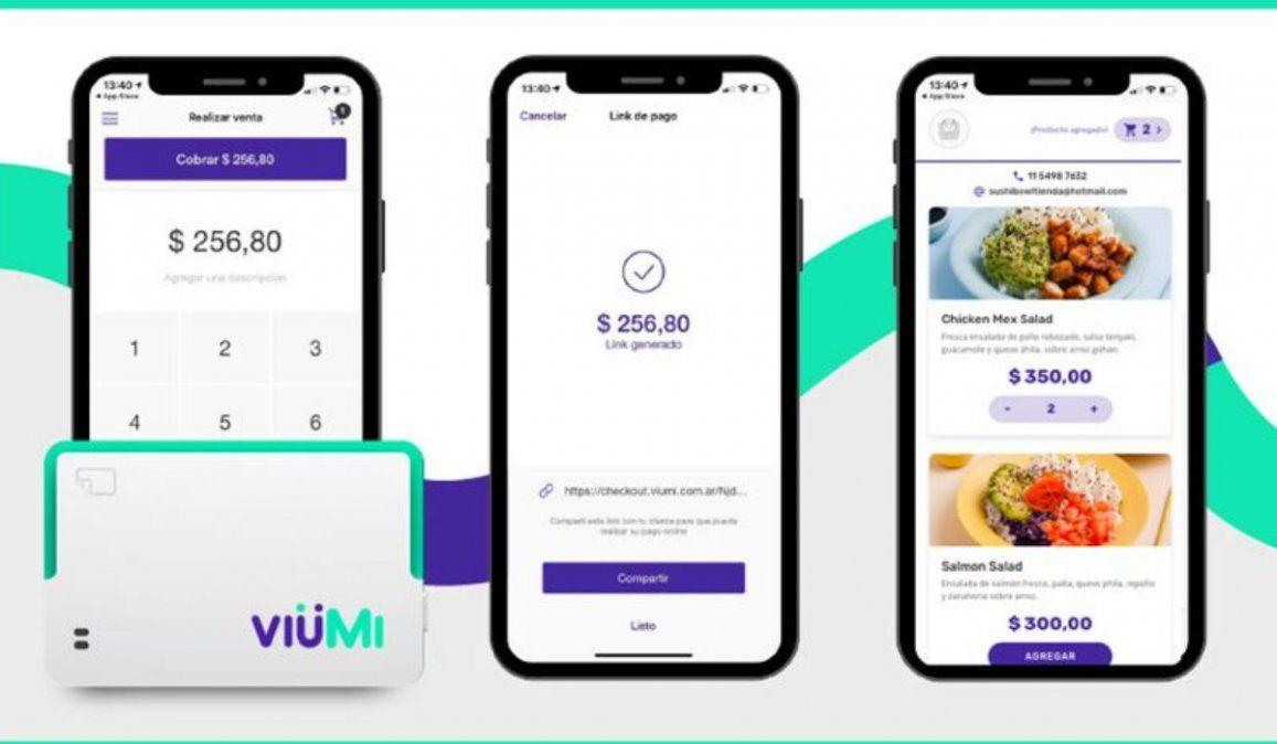 Con ViüMi en abril tenes 6 cuotas sin interés con tarjeta Visa Macro