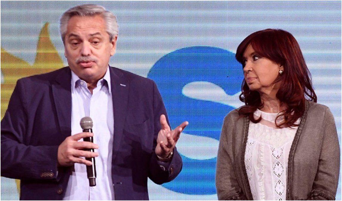 Cristina contra Alberto: lo propuse como candidato, solo le pido que honre aquella decisión