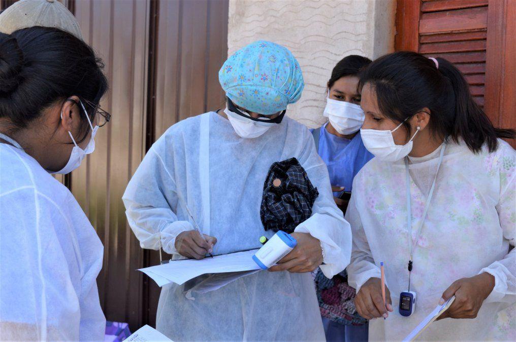 Jujuy registró 126 casos nuevos y 3 muertes