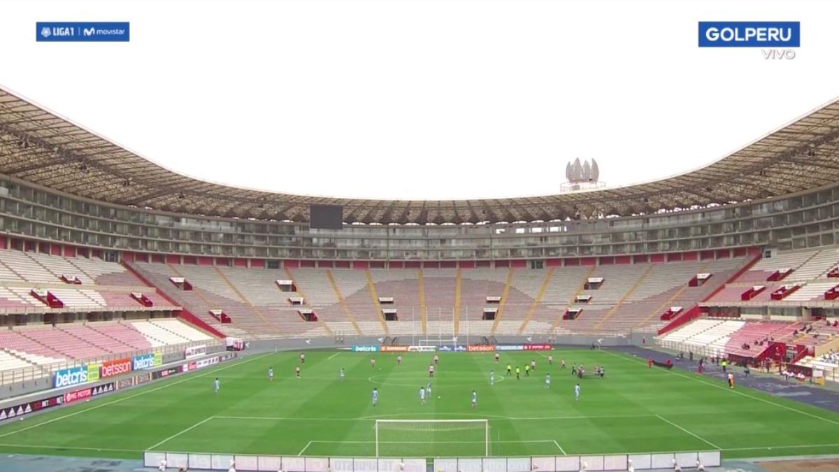 La pelota volvió a rodar en Perú