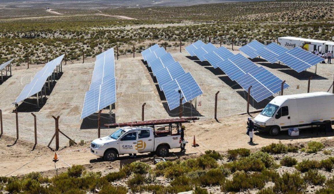 Cauchari: las plantas solares facturan 29% menos de lo estimado por Morales