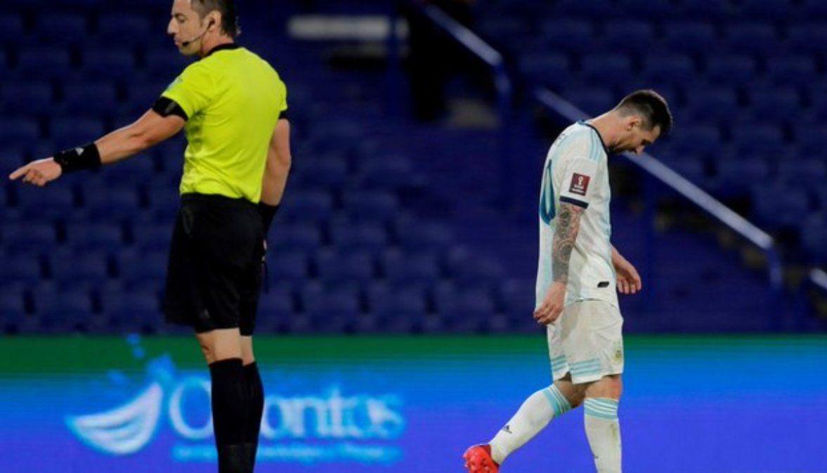 Argentina cayó un puesto en el ranking FIFA