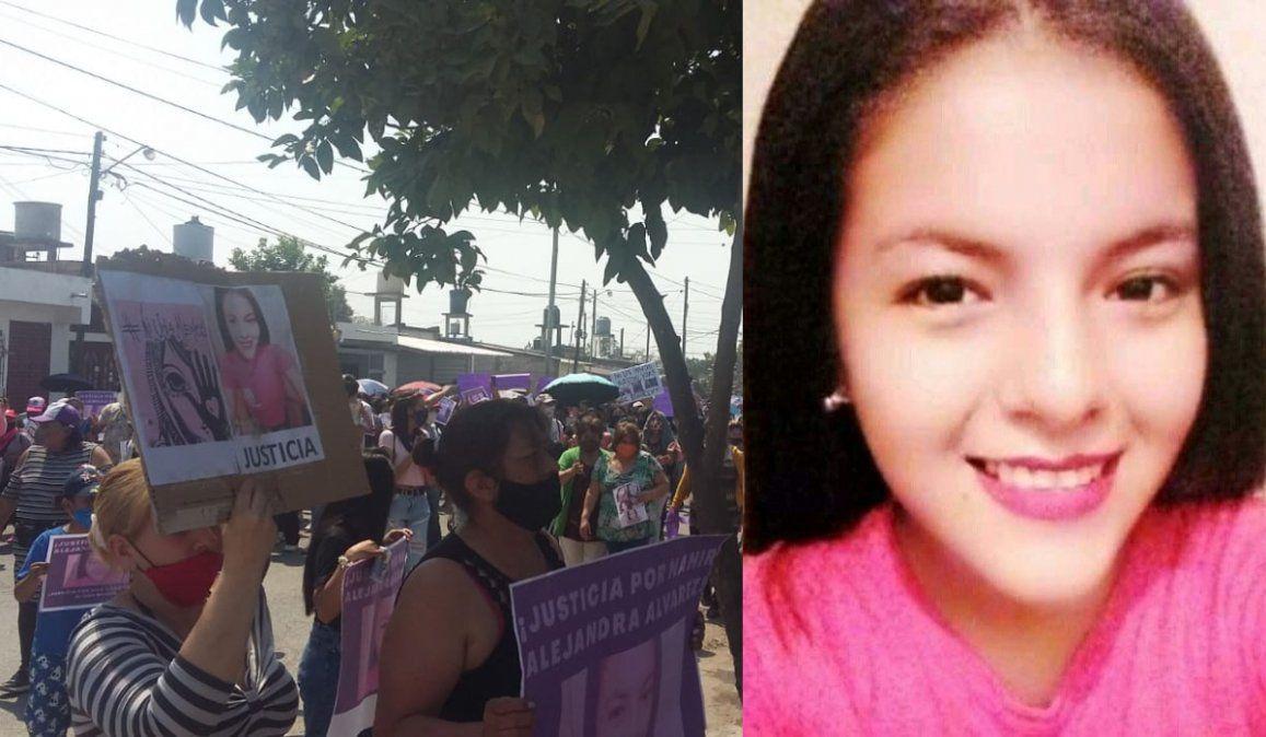 La autopsia de Alejandra Nahir Alvarez se hará este lunes