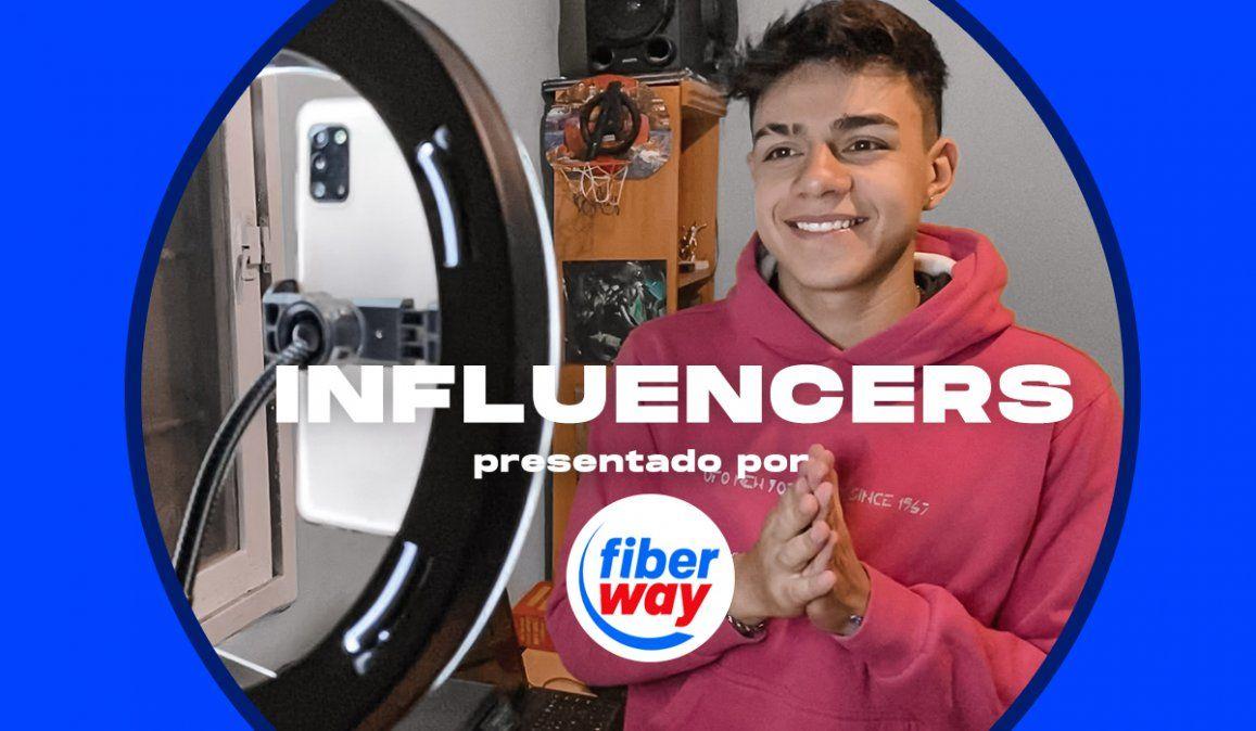 Influencers: Bilansho, el tiktoker jujeño con más de 100mil seguidores