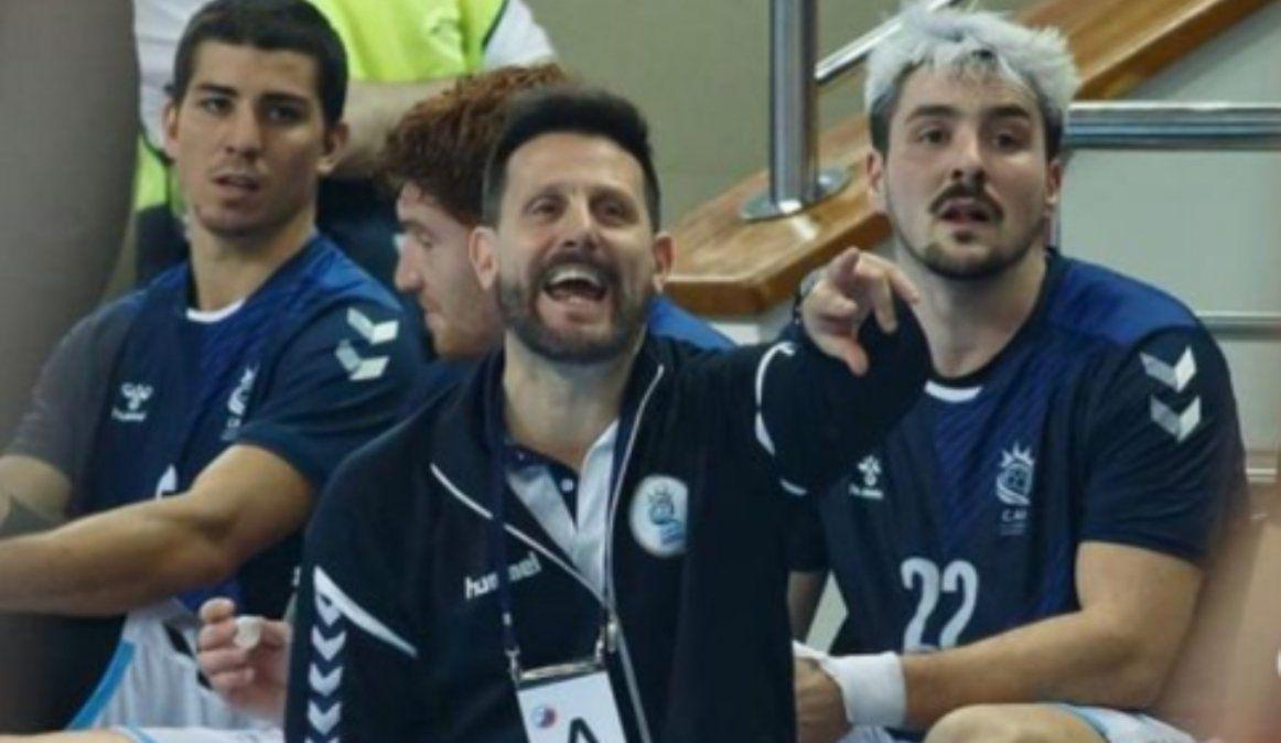 Los Gladiadores con nuevo DT: Milano reemplaza a Cadenas