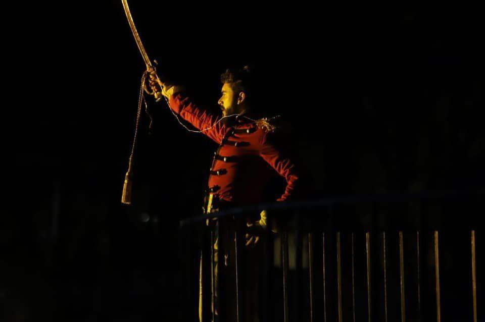 Emotiva Guardia bajo las Estrellas, a 200 años del fallecimiento del Gral. Güemes