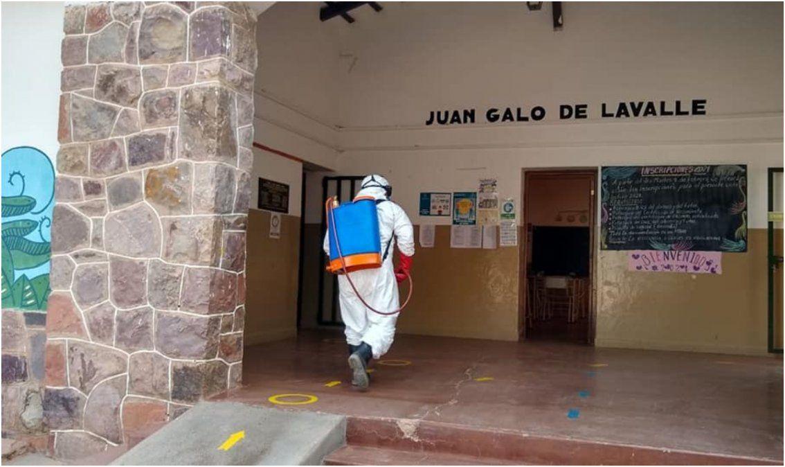 Humahuaca pide la inmediata suspensión de las clases por los casos en escuelas