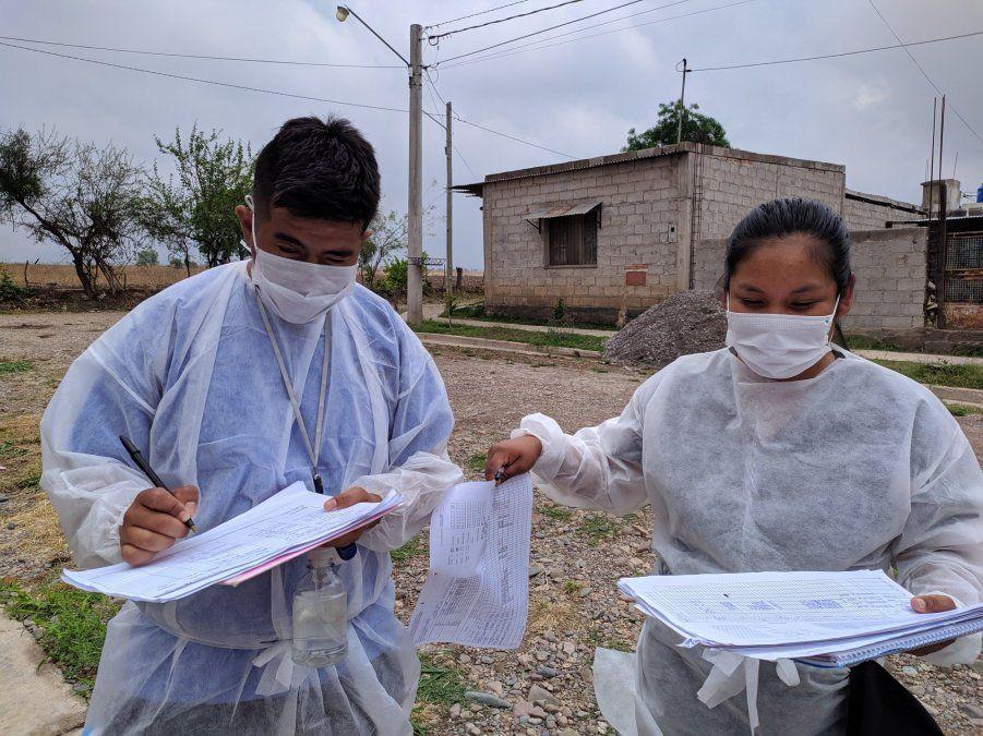 11 casos nuevos y 1 fallecimiento en Jujuy