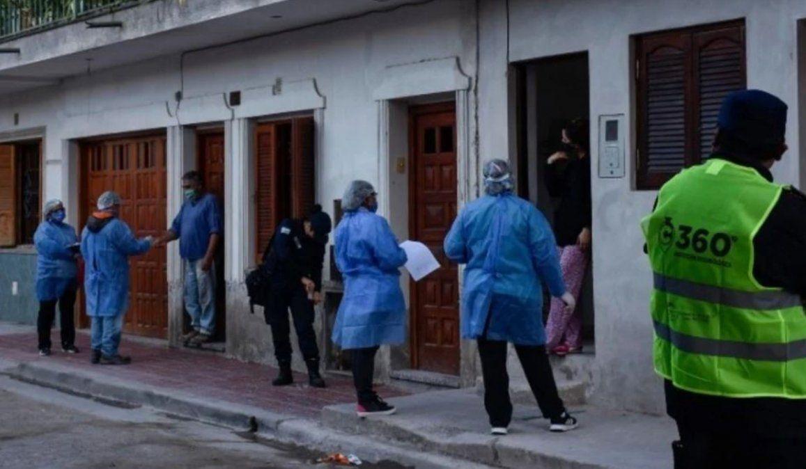Jujuy registró 245 casos nuevos de coronavirus y 5 muertes