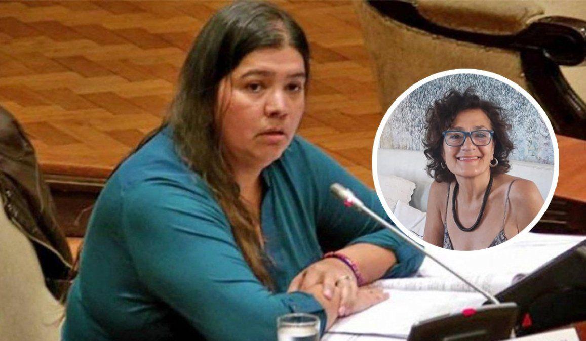 En Jujuy no se puede opinar, ni siquiera una diputada que tiene fueros