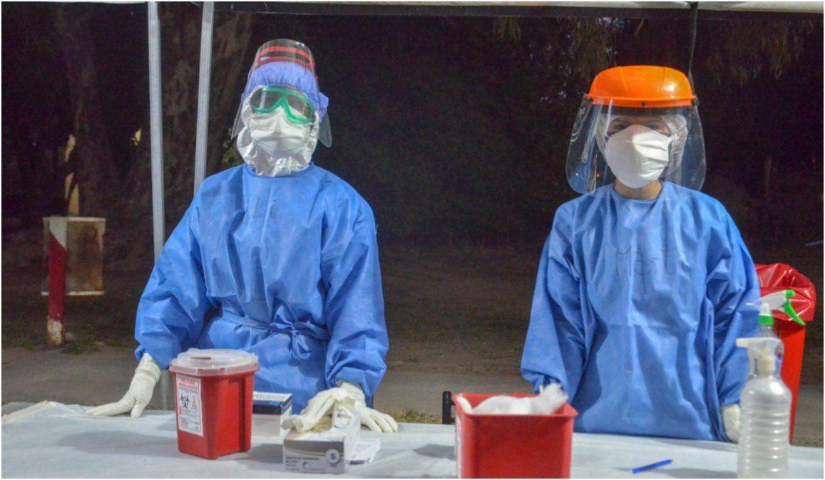 Otro récord: 14.392 casos nuevos, Argentina supera los 750 mil contagios