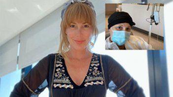 Celina Rucci compartió que tiene leucemia: