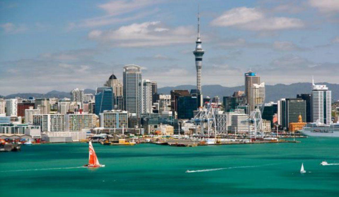 Nueva Zelanda notificó el primer fallecimiento por Covid en más de seis meses