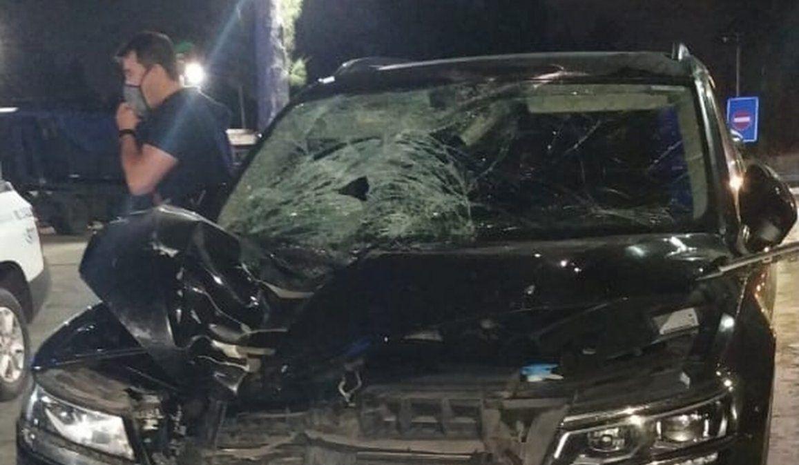 El ex arquero de la Selección Pablo Cavallero atropelló y mató a un hombre