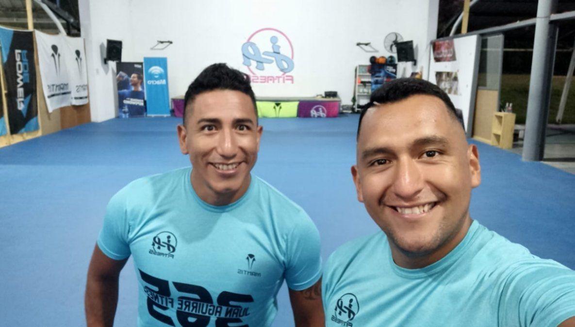 Los hermanos Aguirre, ganadores del Premio Joven Empresario 2021