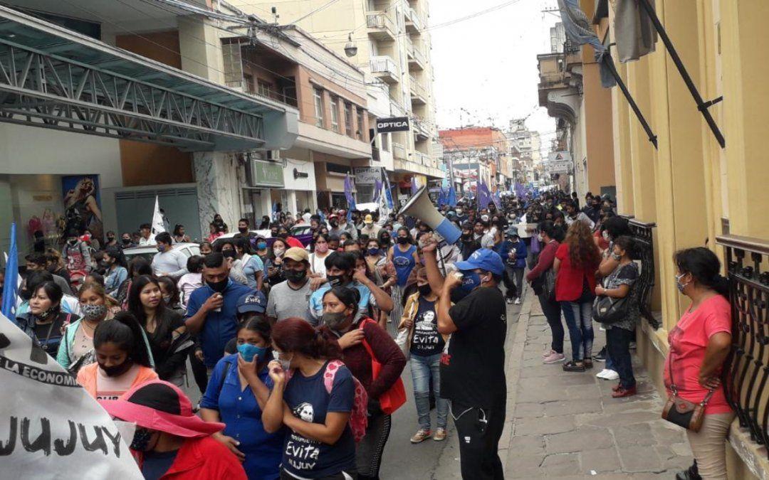 La cara del hambre en Jujuy: Comedores desabastecidos iniciaron jornadas de lucha
